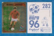 Denmark Michael Laudrup Real Madrid 282 (E96)